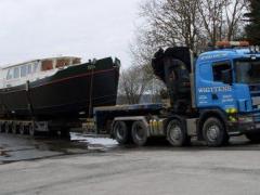 Boat Haulage