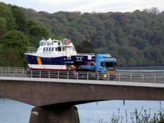 Boats Haulage Ireland