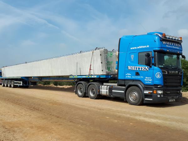 6 x 4 - 150 Ton Tractors
