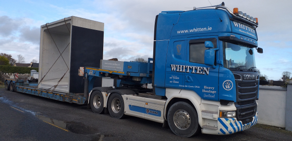 Whitten Road Haulage - Culverts to Macroom bypass