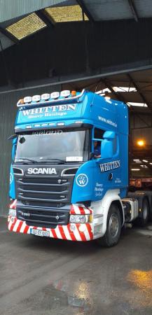 Whitten Road Haulage - New Truck