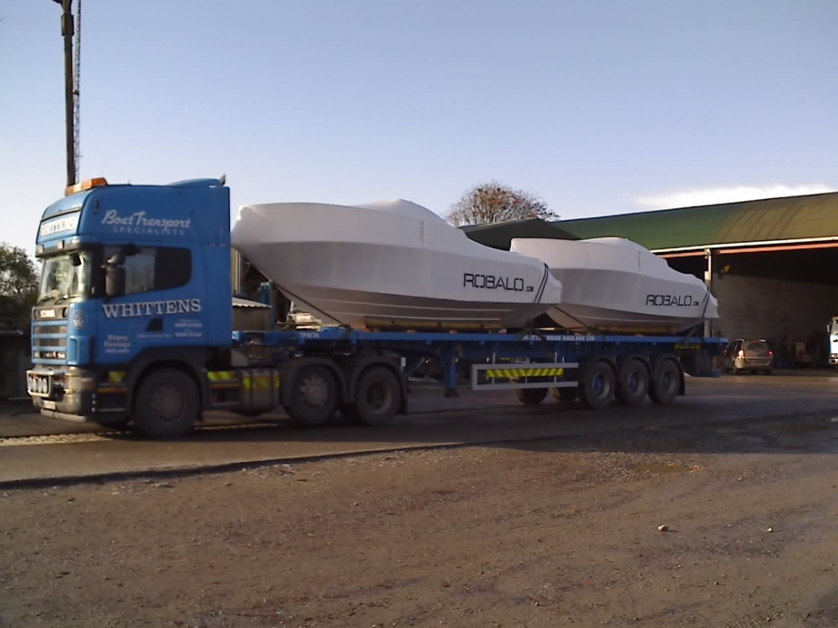 Boat Haulage Transport Yachts Boat Transport Trailers